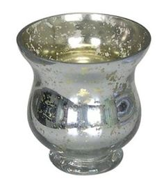 DIY mercury glass!   http://www.roomrecipes.com/2010/03/make-your-own-mercury-glass-vase/