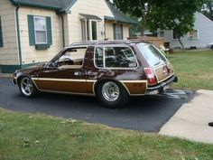 AMC Pacer wagon tubbed.