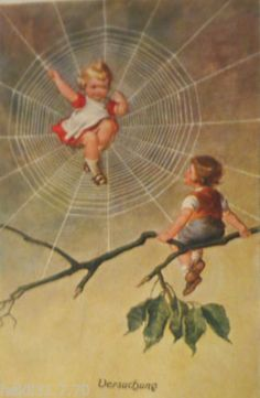 034-les-enfants-araignees-tissu-ast-034-1916-wally-Fialkowska-22340
