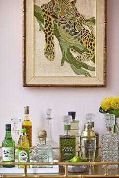 Interieur inspiratie: Barhangen in huis - Famme.nl