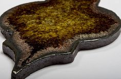 """Mozaika ceramiczna  - """"Marrakesz"""". Kafle ręcznie formowane z czarnej gliny…"""