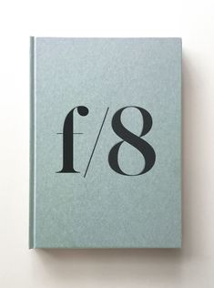 Cover Design | Letterpress Photography Diary