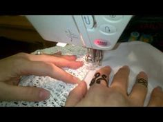 YORGANLAMA AYAĞI - YouTube Sewing Techniques, Diy And Crafts, Singer, Embroidery, Youtube, Mj, Stitching, Football, Design