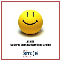 Making one person smile can change the world. Maybe not the whole world but their world : ) Just Smile Clinics provides a wide range of dental services including general and cosmetic dentistry to help you achieve your best look. #justsmile #smilemore #reasontosmile #smilequotes #mantra #quoteoftheday #smilemakeover #ceramiccrowns #lumineers #veneers #hollywoodsmile #dentalwork #dentalclinic #dentist #orthodontics #orthodontist #generaldentistry #cosmeticdentistry #dentistry #teethmakeover…