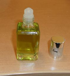 Envy: Green Musk Attar, 24kt Egyptian Musk, Golden Sahara Attar  Wild Flowers (light amber musk