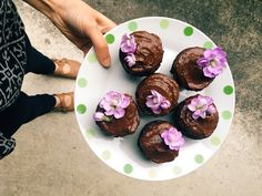 Show some love with this recipe for vegan, gluten and refined sugar-free yet oh-so-decadent cupcakes.