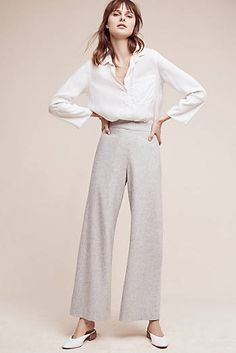 Audrey Ultra High-Rise Petite Trousers