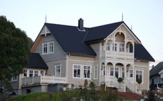 Via Facebook E.Fjellheim...nyyydelig hus!!!!