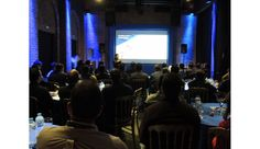 Lançamento de produto Souza Cruz Local Empório Guimarães Londrina Aluguel de Sonorização Profissional, Microfones Shure, MacbookPro, Projeção de 5.000 lumens, Box Truss, Back Drop, Palco,VideoWall, iluminação, etc.