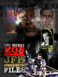 """The Secret KGB JFK Assassination Files"", on DVD."