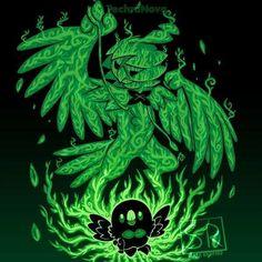 The Grass Owl Within – Gen 7 Grass starter inspired artwork - Pokemon Ideen Kalos Pokemon, Lucario Pokemon, Pokemon Gif, Bulbasaur, Pokemon Fusion, Pokemon Cards, Cool Pokemon Wallpapers, Cute Pokemon Wallpaper, Animes Wallpapers