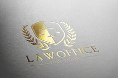 Law Office by Super Pig Shop on Creative Market