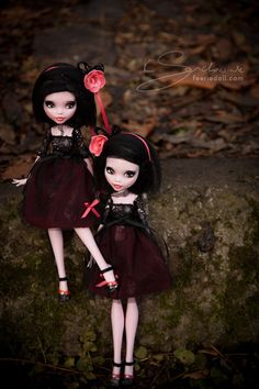 Monster High Custom twins