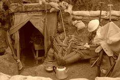 WW1 British trench | Flickr - Photo Sharing!