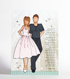 Round Here: July 2015 | Paper Doll Layout