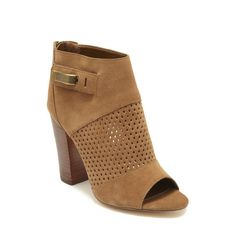 Marana Bootie Cafe Suede | Impressions Online Women's Clothing Boutique