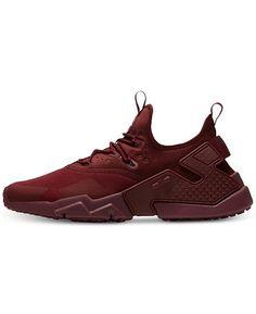c89814202268 Nike Men s Air Huarache Run Drift Casual Sneakers from Finish Line Men -  Finish Line Athletic Shoes - Macy s