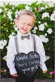 ring bearer outfit, love the gray suspenders and bow tie to match the groom's suit!