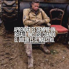 Aún en la adversidad se aprende...