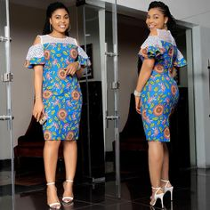 20 Best Ankara Fashion Styles For Young Women - 2019 Short African Dresses, Ankara Short Gown Styles, Latest African Fashion Dresses, African Print Dresses, African Print Fashion, Ankara Fashion, Short Dresses, African Fashion Traditional, African Print Dress Designs
