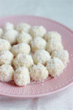 Sneeuw balletjes met kokos 1