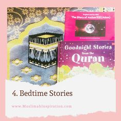 Stories of Prophets at bedtime