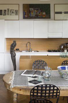 modern kitchen oak Interiors, Modern, Kitchen, Design, Cuisine, Trendy Tree, Decoration Home, Home Kitchens, Interior