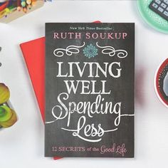 Do you find yourself afraid to follow your dreams? Do you wonder how everyone else seems to have a clean house and a perfect family? Do you wish you weren't still living paycheck to paycheck? Living Well, Spending Less gives you the secret(s) to the good