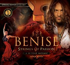 Tune in to Jeff Rafter at on your ride home all week long for your chance to win a pair of tickets to see Benise at The State Theatre on February at Latin Music, World Music, Music Artists, 10 Years, Movie Tv, Spanish, Mosaic, Passion, Romantic
