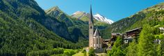 HEILIGENBLUT: THE LEGENDARY MOUNTAIN VILLAGE. Beautiful road trip up to the highest mountain in Austria Großglockner with 3700 meters.