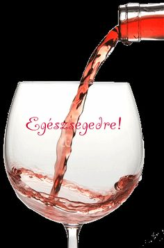 Animated Gif by Scal Wine Glass Images, Wine Bottle Images, Cocktail Drinks, Alcoholic Drinks, Pouring Wine, Buy Wine Online, Jean Marie, Wine Down, Water Into Wine