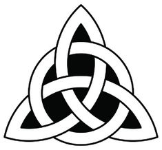 Celtic Symbols Meaning Strength Trinity knot