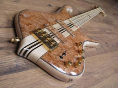 Luthman Mystic 4 Pure Custom Bass