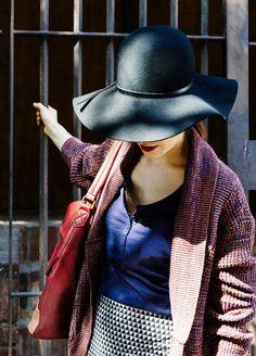 Tully Felt Hat