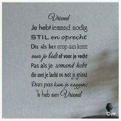 Mooi gedicht van Toon Hermans