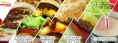 The In-N-Out Secret menu! Find all recipes and how to order these amazing secret items at HackTheMenu.com !!