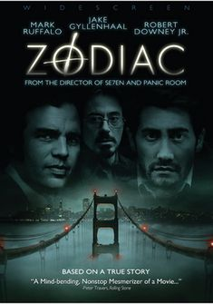 Zodiac, Directed by David Fincher and starring Jake Gyllenhaal, Mark Ruffalo and Robert Downey Jr. David Fincher, Beau Film, Robert Downey Jr, Love Movie, Movie Tv, Crazy Movie, Film Mythique, Elias Koteas, Image Film