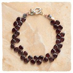 Bracelets - Creme de Cassis Bracelet