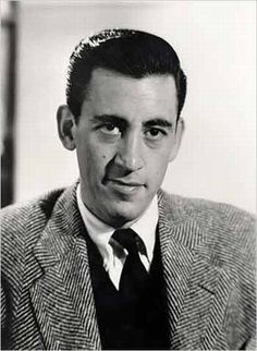 JD Salinger mapped