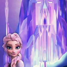 Welcome to my home! #elsa #frozen #pink #yay #edits #my #myart