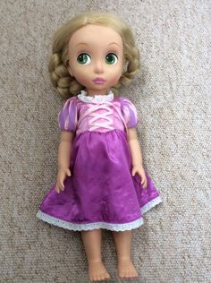 Disney Rapunzel Animator Doll in Toys & Games, TV & Film Character Toys, Film & Disney Characters | eBay