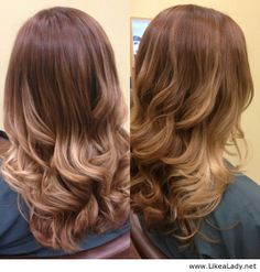 Amazing hair - Ombré - LikeaLady.net