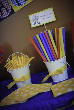 Sonic the Hedgehog Birthday Party Ideas |