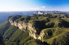 Govetts Leap, Blue Mountains, Australia. Part of the Sydney to Adelaide road trip via Broken Hill and outback NSW.