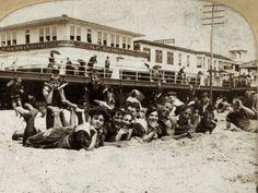 1901 :: Atlantic City, NJ :: 1901 :: Atlantic City, NJ :: Victorian Bathing Suits :: visit our website at http://www.ocean-grove-nj.com