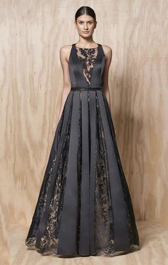 Vestido de festa Thays Temponi preto