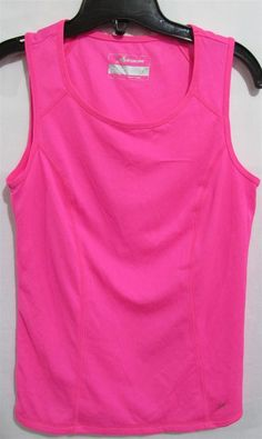 Xersion Quick-Dri Bright Pink Tank Top Shirt Size Small | Clothing, Shoes & Accessories, Women's Clothing, Tops & Blouses | eBay!