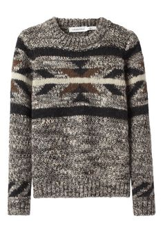 bliss blog - i heart monday:: 	  ÉTOILE ISABEL MARANT /  OUDA KNIT