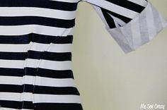 DIY 30-Minute Pleated Dress | Pretty Prudent