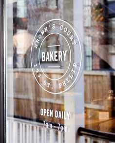 Brown's Court Bakery | Charleston, SC #goodeats #charleston #brownscourt
